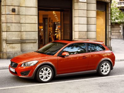 The new Volvo hatchback will be based on the C30.