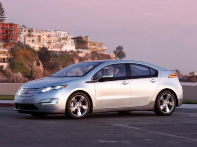 2011 Chevy Volt 93 MPG