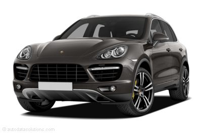 The 2013 Porache Cajun's styling has not yet been revealed, but expect it to look similar to the Cayenne shown here.