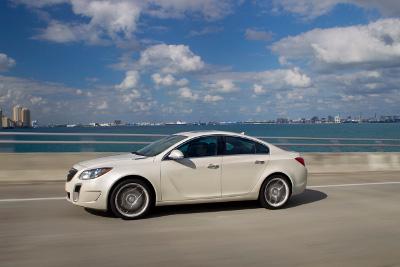 2012 Buick Regal GS 2