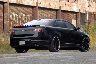 ford taurus police interceptor stealth