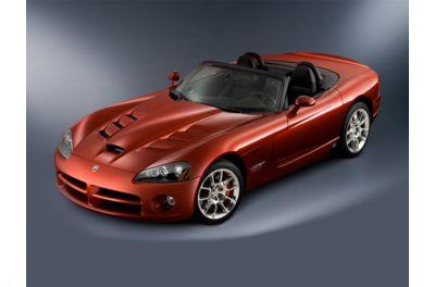 2010 Dodge Viper Convertible