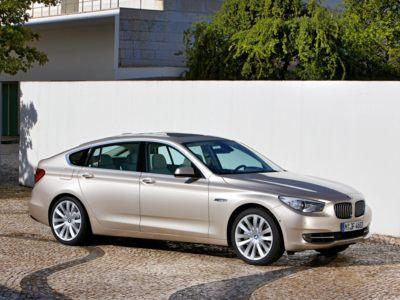 2011 BMW 535i Gran Turismo