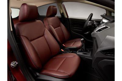 2011 Ford Fiesta Interior