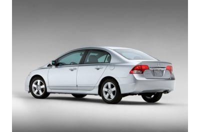 2011 Honda Civic Rear