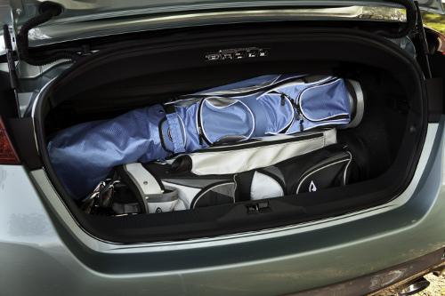 2011 Nissan Murano CrossCabrioletTrunk