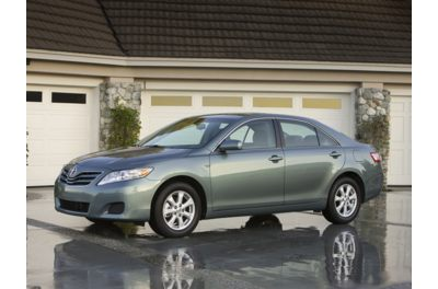 2011 Toyota Camry front