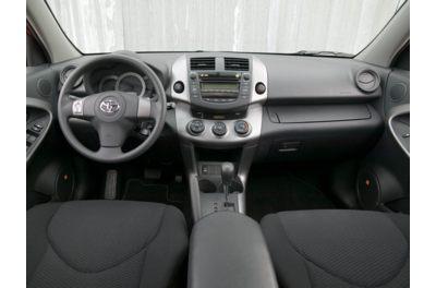 2011 Toyota RAV4 Interior