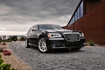 2011 Chrysler 300 4