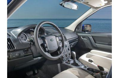 2011 Land Rover LR2 interior