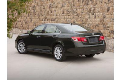 2011 Lexus ES 350 rear
