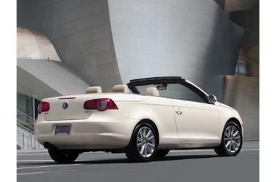 2011 VW Eos convertible