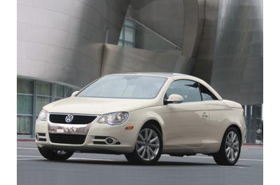 2011 VW Eos hard top