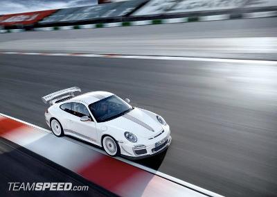 2011 Porsche 911 997 GT3 RS 4.0