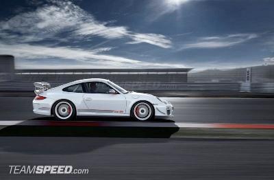 2011 Porsche 911 GT3RS 4.0