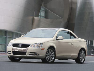 2011 VW Eos