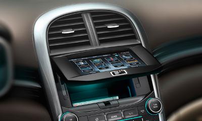 2013 Chevy Malibu Radio