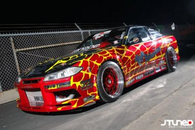 Fast and Furious 240SX