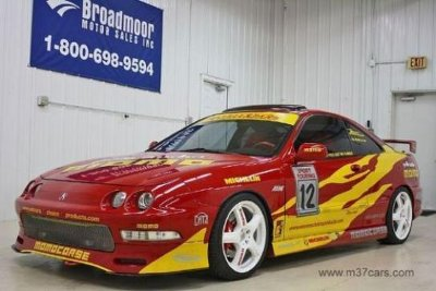 Fast and Furious Integra