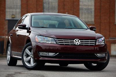 2012 VW passat