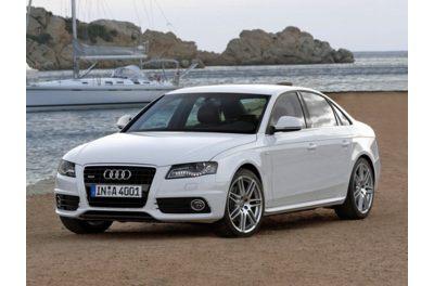 2011 Audi A4 Incentives