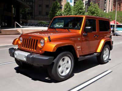 2011 Jeep Wrangler Incentives