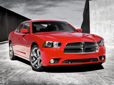 2011 Dodge Charger Incentives