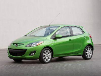 2011 Mazda 2 Incentives