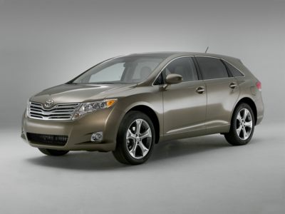 2011 Toyota Venza Incentives